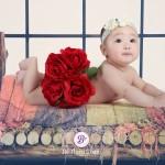 Bé thiên thần Thảo Chi 05 tháng tuổi